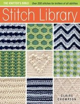 Boek cover Stitch Library van Claire Crompton (Paperback)