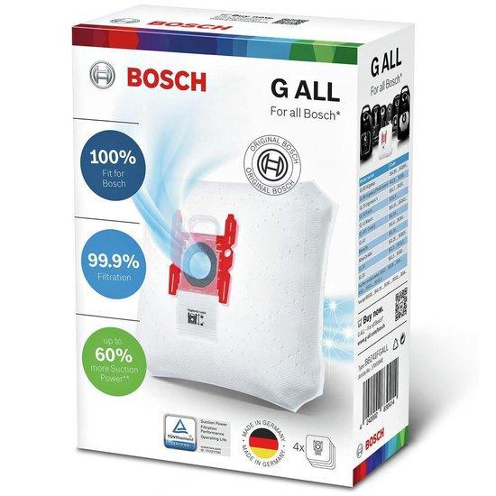 BBZ41FGALL Stofzuigerzak - Type G All - Voor alle  stofzuigers