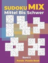 Sudoku Mix Mittel Bis Schwer - Band 5