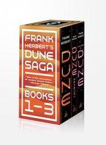 Dune 3 Copy Box Set