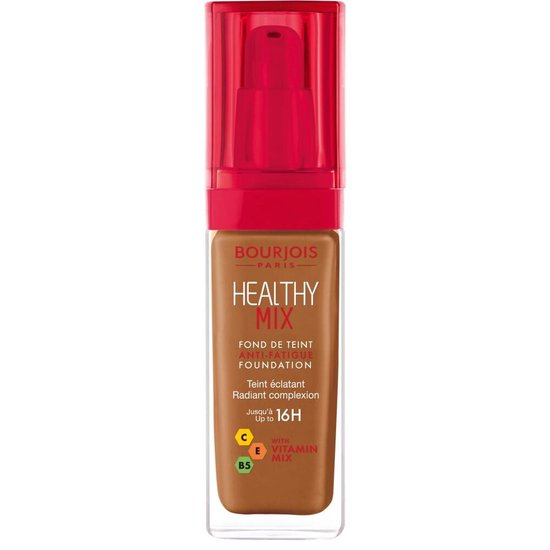 Bourjois Healthy Mix Foundation - 62 Cappucino