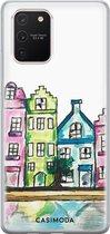 Samsung Galaxy S10 Lite siliconen telefoonhoesje - Amsterdam
