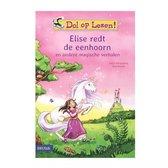 Boek cover Dol op lezen! Elise redt de eenhoorn van Katja Königsberg