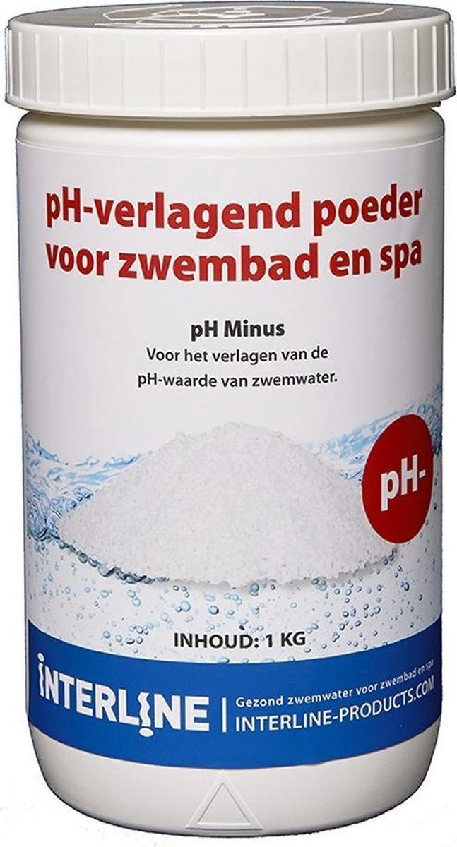 Interline Zwembad Interline pH-minus 1 kg