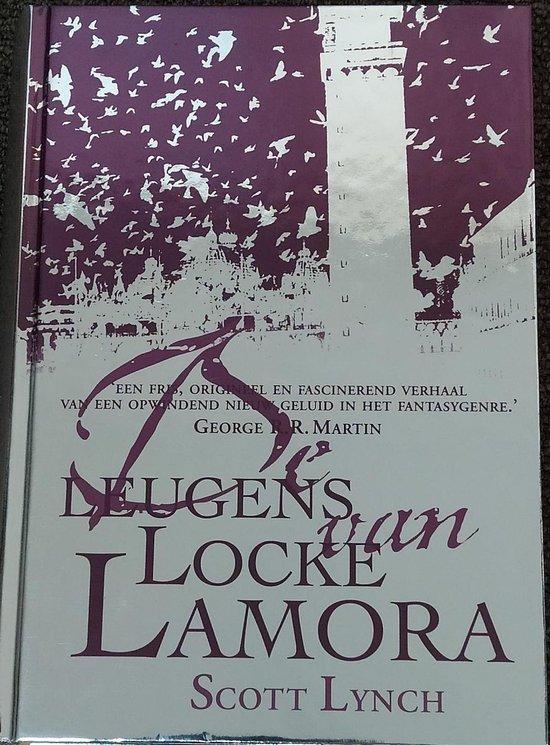 De leugens van Locke Lamora - Scott Lynch |