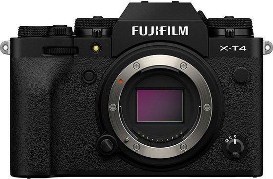Fujifilm X-T4 Body - Zwart