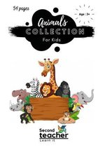 Animals Collection Book for Kids