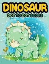 Dinosaur Dot to Dot Books