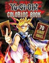 Yu Gi Oh Coloring Book