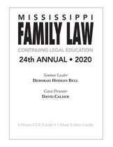 Omslag Mississippi Family Law Continuing Legal Education
