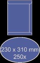 Akte envelop 230X310 ZK Bruin 183015