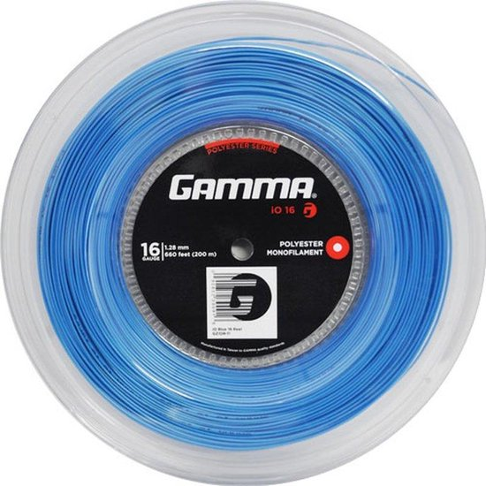 Gamma iO 16 Blue
