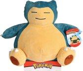 Pokemon Snorlax Pluche Knuffel 30CM