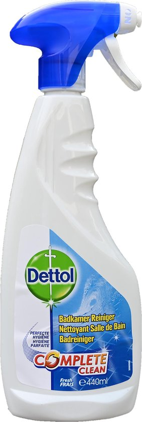 Dettol Spray Anti Bacteriele Badkamer cleaner 440 ml