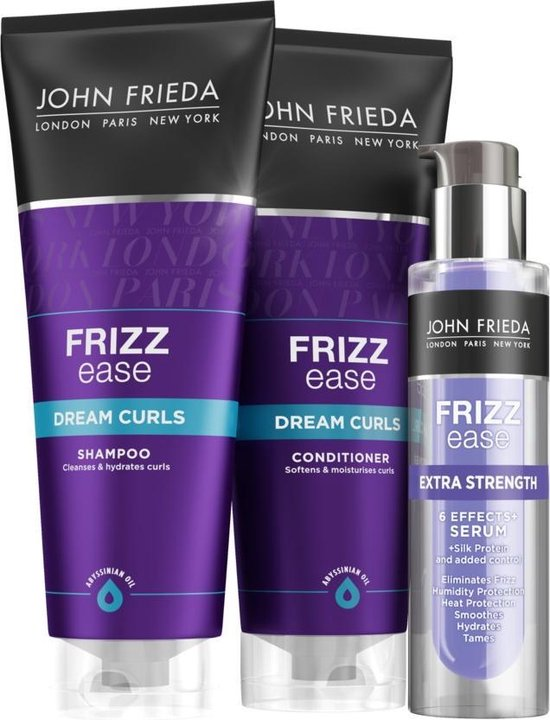 John Frieda Frizz Ease Dream Curls Shampoo Shampoo - 250 ml