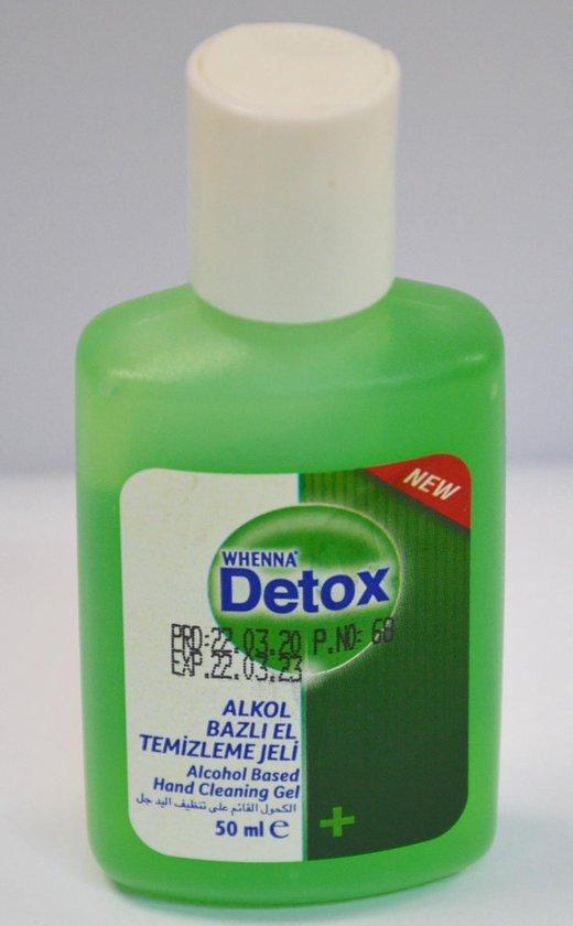 Desinfecterende handgel | Alcohol | % 70 Alcohol - Extra Hygiene | 50 ml