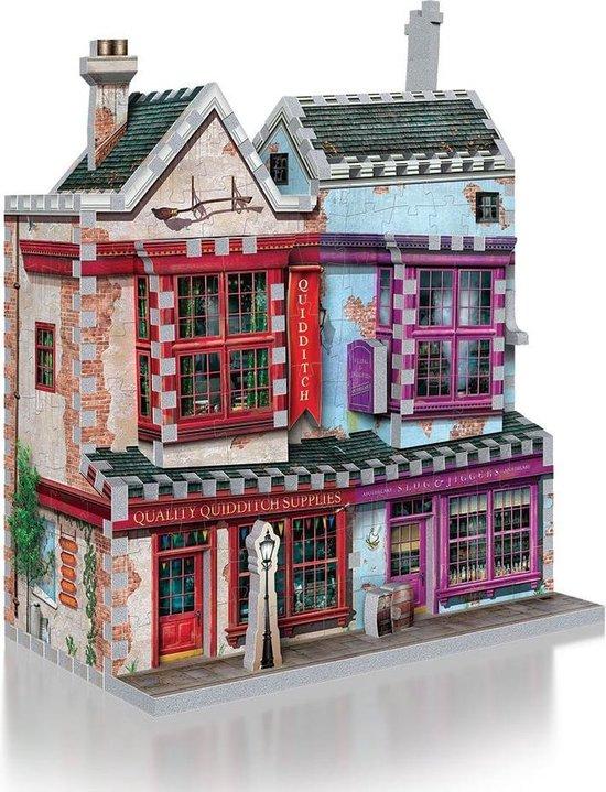 Wrebbit 3D Puzzle - Harry Potter Quality Quidditch Supplies & Slug & Jiggers (305)