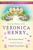 Omslag Feel At Home With Veronica Henry