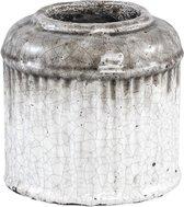 PTMD Pot M Myle taupe 15x14x15 cm