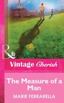 Omslag The Measure Of A Man (Mills & Boon Vintage Cherish)