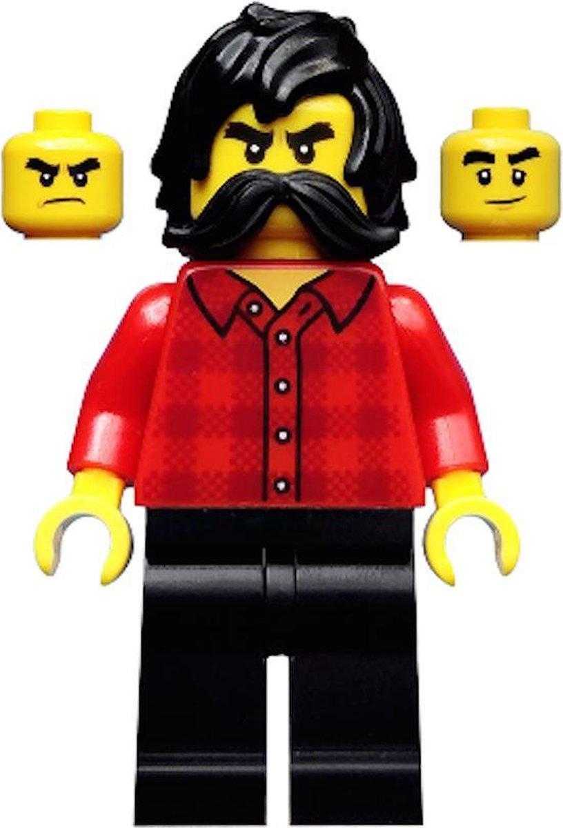 LEGO Ninjago Avatar Cole minifiguur NJO559