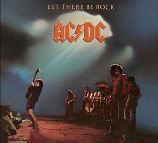 Let There Be Rock (LP)