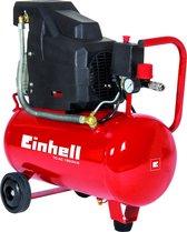 Einhell Compressor 1500 W – 8 Bar – 24 L