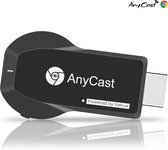 Anycast M9 Plus - Wifi Dongle - Chromecast - Tv - HDMI Kabel - Google - Android - Apple