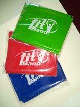 Fitness elastiek, Fit Band, weerstandbanden set, fitness band, weerstandsband, 3 stuks, 150x15cm