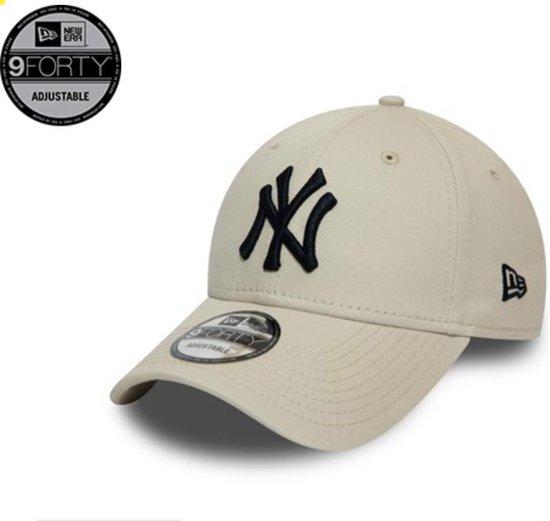 New Era NEW YORK YANKEES ESSENTIAL STONE 9FORTY CAP