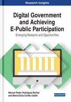 Digital Government and Achieving E-Public Participation