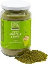 Mattisson / Matcha Latte Gember – Ceylon kaneel BIO - 140 gram