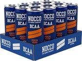 Nocco - No Carbs Company Nocco BCAA Drink - Peach - 12 x 330ml