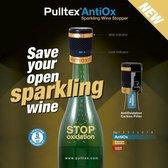 Pulltex AntiOx Sparkling champagnestop Anti-ox