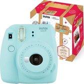 Fujifilm Instax Mini 9 Gift Pack (Lichtblauw)