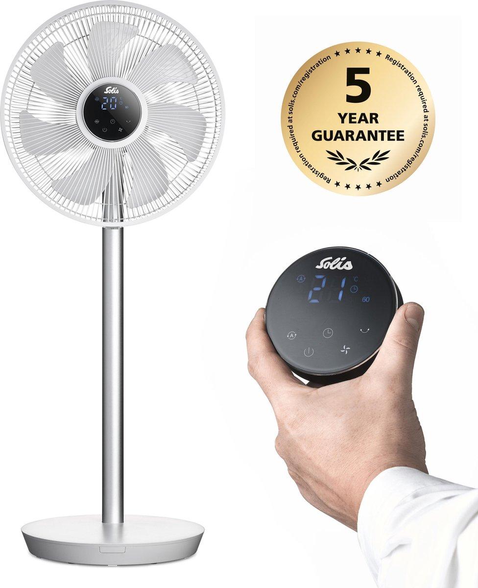 Solis Silent Eco 7584 Statiefventilator - Incl. afstandsbediening kopen