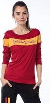 Merkloos / Sans marque XS Maat XS Dames T-shirt Maat XS