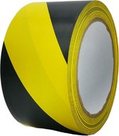 Markeringstape voor vloer geel-zwart