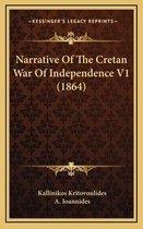 Narrative of the Cretan War of Independence V1 (1864)
