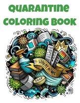 Quarantine Coloring Book