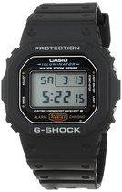Casio G-Shock Heren Horloge DW-5600E-1VER - 39 mm