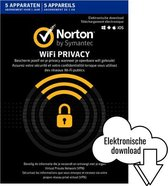 Norton WiFi Privacy 1.0 (5 Devices) NL/FR