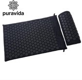 PuraVida Acupressuur mat - Spijkermat - Inclusief kussen - mat - Massage mat - Groot formaat - Volledig pakket