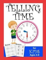 Telling Time For Kids Ages 4-8