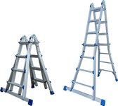 Alumexx Multifunctionele ladder 4x4