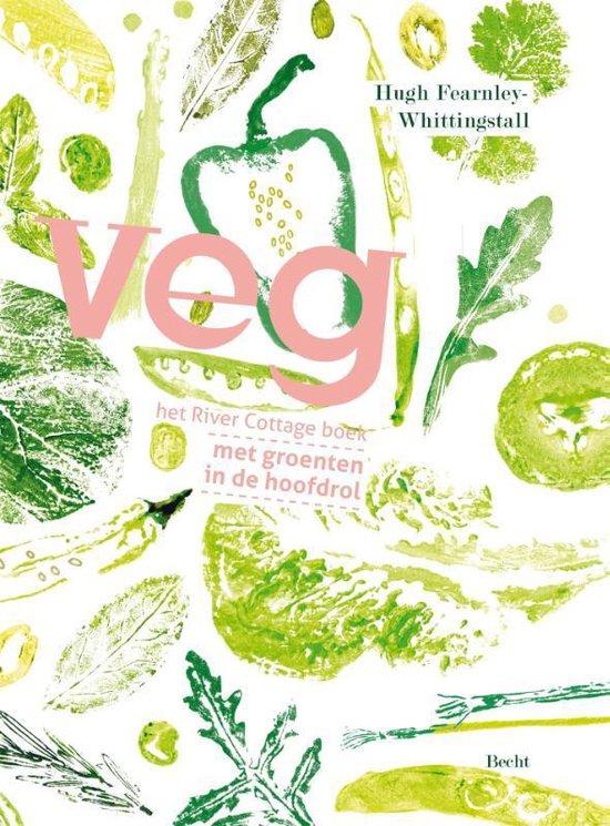 Boek cover Veg! van Hugh Fearnley-Whittingstall (Hardcover)