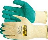 Tuinhandschoen Pro | Safety Jogger |  werkhandschoen - heren - dames - met latex grip - voor de echte vakman - maat 10 / L-XL | Tuinhandschoenen – Klussen – Werken – Bouw – Handschoenen – Latex – Maximale bescherming – Veiligheidshandschoen