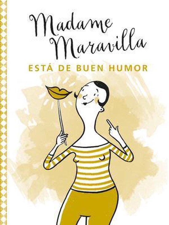 Afbeelding van Madame Maravilla Esta de Buen Humor