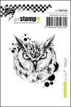 Carabelle cling stamp mini hibou