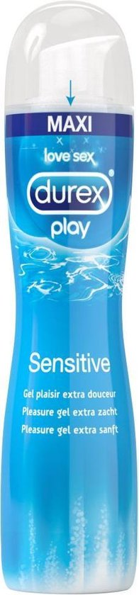 Durex Glijmiddel Play Sensitive – 100 ml